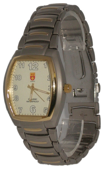 Wrist watch 4U for Men - picture, image, photo