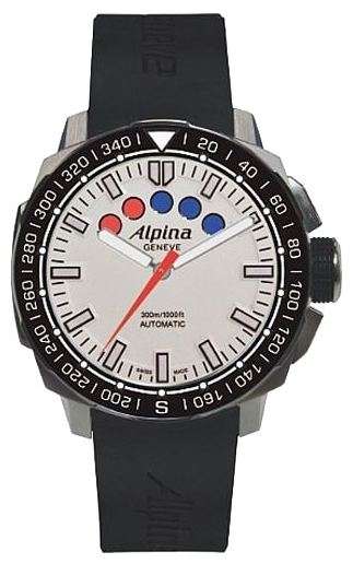 Wrist watch Alpina for Men - picture, image, photo