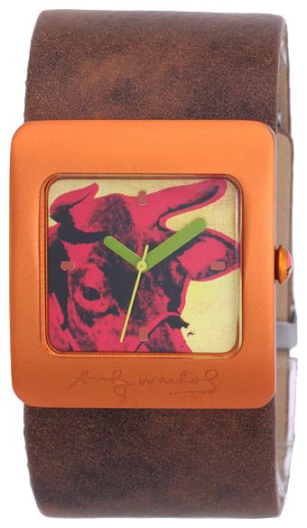 Wrist watch Andy Warhol for unisex - picture, image, photo