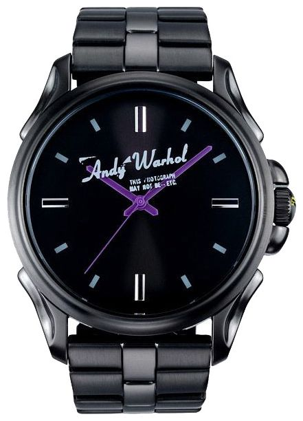 Wrist watch Andy Warhol for Men - picture, image, photo