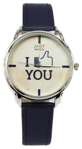Wrist watch Andy Watch for unisex - picture, image, photo