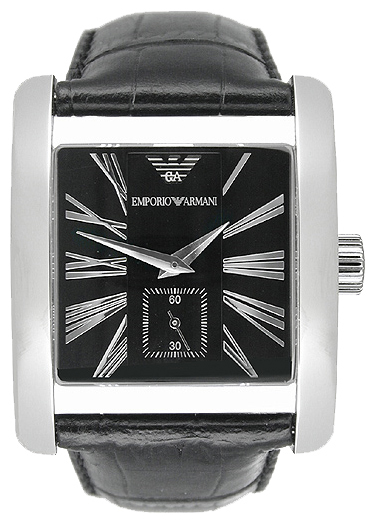 Men's wrist watch Armani AR0180 - 1 image, photo, picture