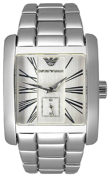 Men's wrist watch Armani AR0182 - 1 picture, photo, image