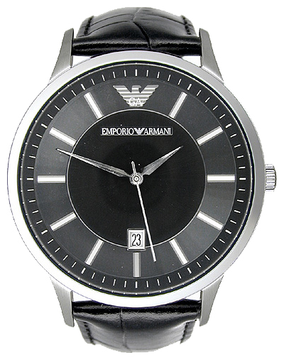Men's wrist watch Armani AR2411 - 1 photo, image, picture