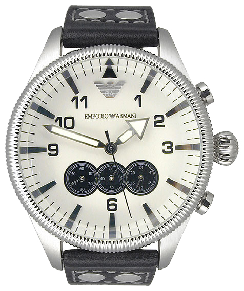 Armani AR5836 wrist watches for men - 1 image, photo, picture