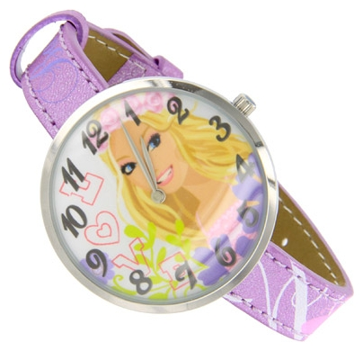 Wrist watch Barbie for kids - picture, image, photo
