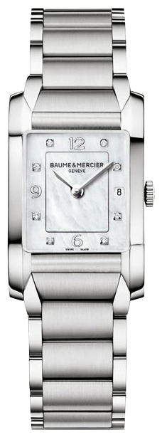 Baume & Mercier M0A10050 wrist watches for women - 1 image, photo, picture