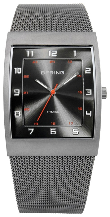 Wrist watch Bering for Men - picture, image, photo
