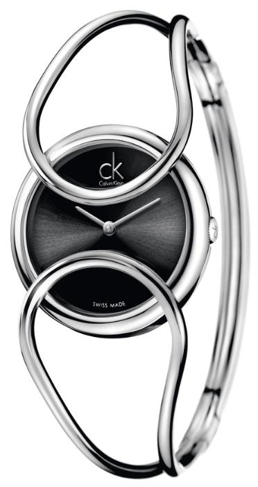 Calvin Klein K4C2S1.11 wrist watches for women - 1 picture, image, photo