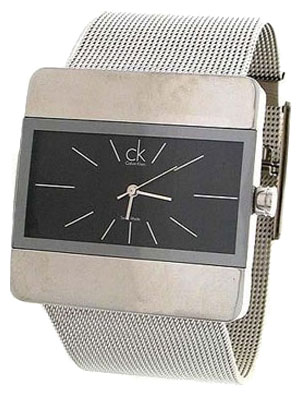 Calvin Klein K52221.02 wrist watches for unisex - 1 picture, photo, image