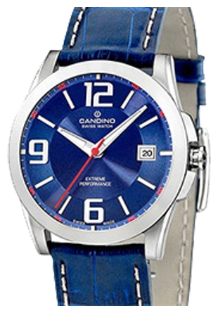 Candino C4367_3 wrist watches for men - 1 picture, photo, image