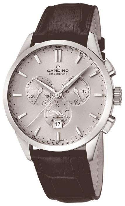 Candino C4517_1 wrist watches for men - 1 photo, image, picture