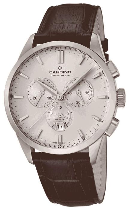 Candino C4518_1 wrist watches for men - 1 photo, image, picture