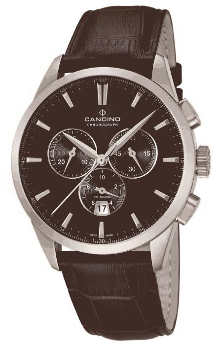Candino C4518_4 wrist watches for men - 1 photo, picture, image