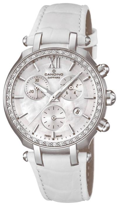 Candino C4522_1 wrist watches for women - 1 photo, image, picture