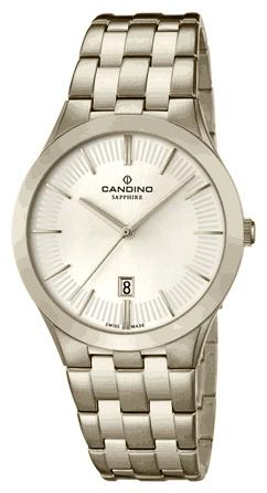 Candino C4541_1 wrist watches for men - 1 picture, photo, image