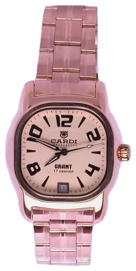 Wrist watch Cardi for unisex - picture, image, photo