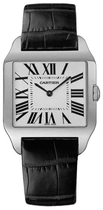 Men's wrist watch Cartier W2007051 - 1 photo, image, picture