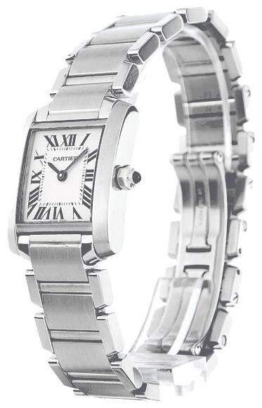 Cartier W51007Q4 wrist watches for women - 2 photo, picture, image