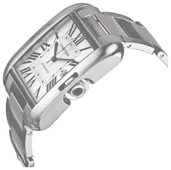 Cartier W5310006 wrist watches for men - 2 picture, photo, image