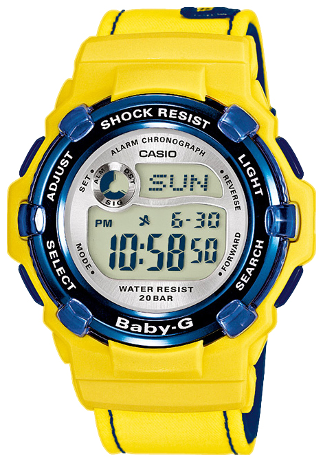 Casio SHE-4510D-7A pictures