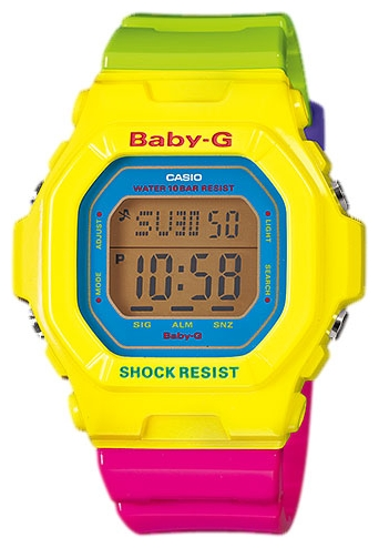 Unisex wrist watch Casio BG-5607-9E - 1 image, picture, photo