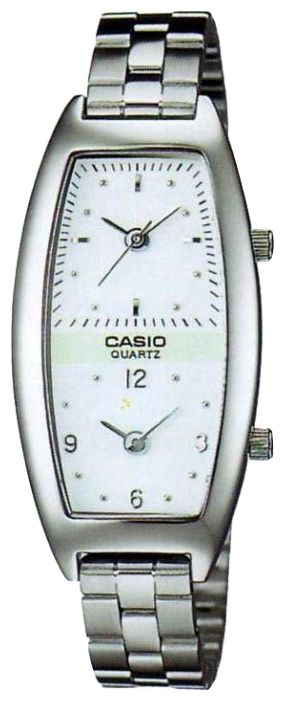 Women's wrist watch Casio LTP-2068D-7A - 1 picture, image, photo