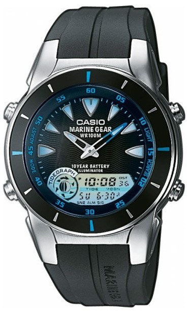 Casio PRG-270-1A pictures