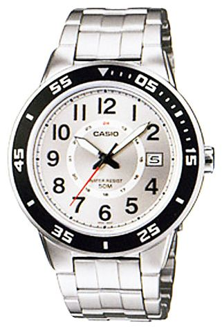 Casio MTP-1298D-7B1 wrist watches for men - 1 photo, picture, image