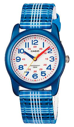 Wrist watch Casio for kids - picture, image, photo