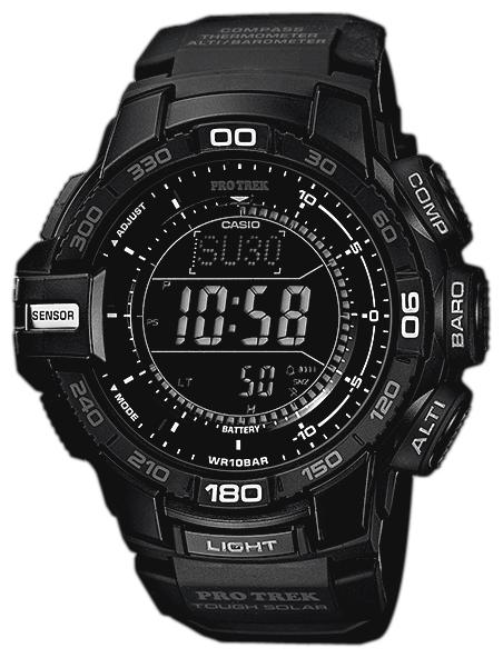 Men's wrist watch Casio PRG-270-1A - 1 image, photo, picture