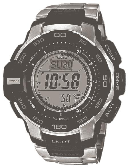 Men's wrist watch Casio PRG-270D-7E - 1 picture, image, photo