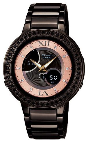 Women's wrist watch Casio SHN-6012BD-1A - 1 picture, photo, image