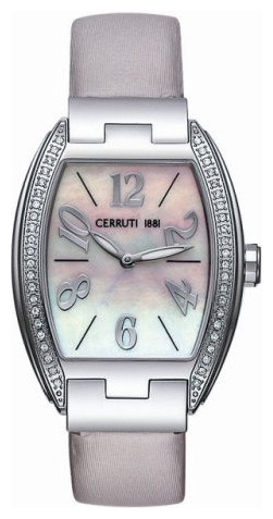 Cerruti 1881 CT60312X103022 wrist watches for women - 1 image, picture, photo