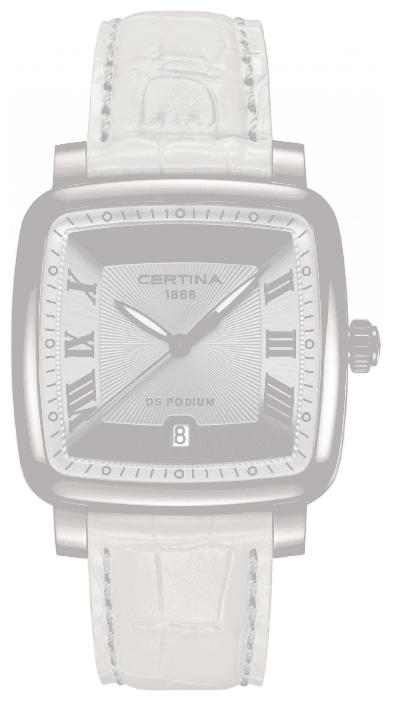 Wrist watch Certina for unisex - picture, image, photo
