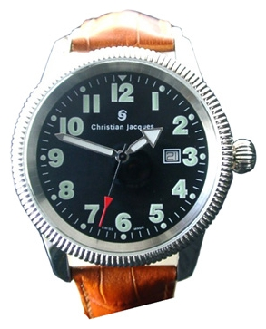 Wrist watch Christian Jacques for Men - picture, image, photo