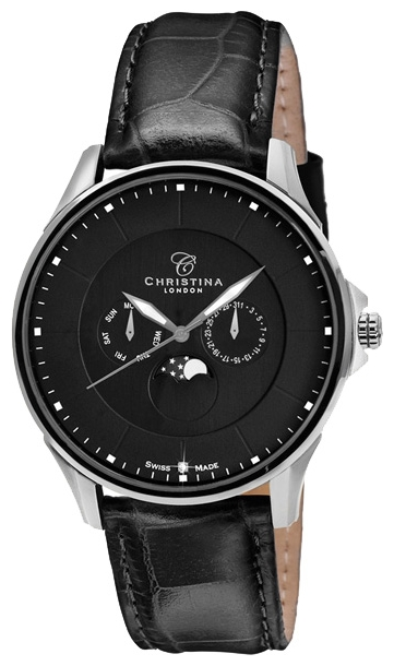 Christina London 517SBLBL wrist watches for men - 1 image, photo, picture