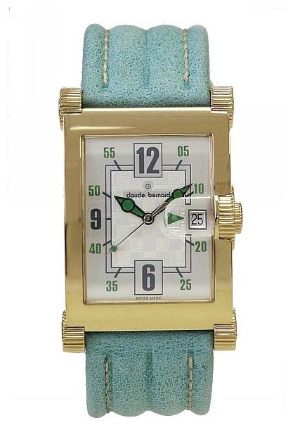Claude Bernard 61157-37JAV wrist watches for unisex - 1 image, picture, photo