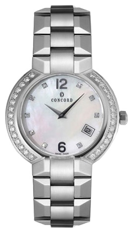 Wrist watch Concord for unisex - picture, image, photo