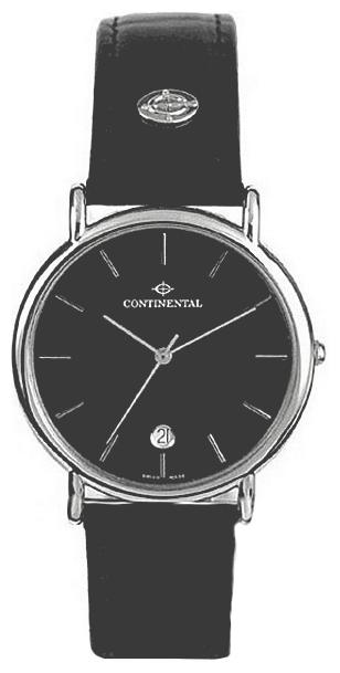 Continental 6373-SS158R wrist watches for unisex - 1 picture, photo, image