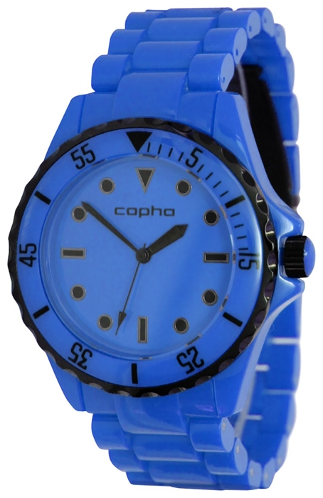 Wrist watch Copha for unisex - picture, image, photo
