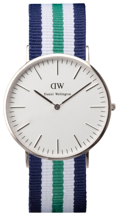 Daniel Wellington Classic Nottingham wrist watches for men - 1 photo, picture, image