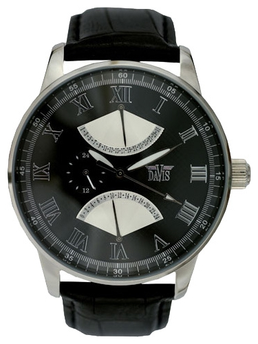 Wrist watch Davis for unisex - picture, image, photo
