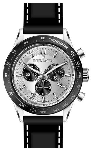 Delbana 54601.584.6.061 wrist watches for men - 2 photo, image, picture