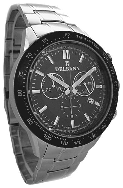 Delbana 54701.584.6.031 wrist watches for men - 2 image, photo, picture