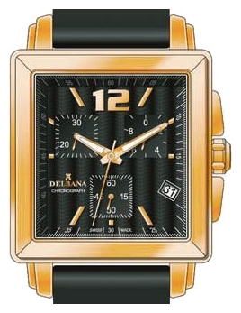 Wrist watch Delbana for Men - picture, image, photo