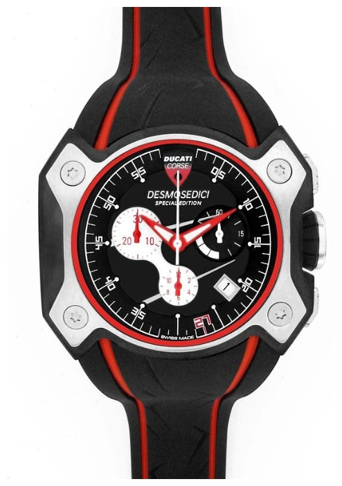 Ducati CW0025 wrist watches for men - 1 image, picture, photo