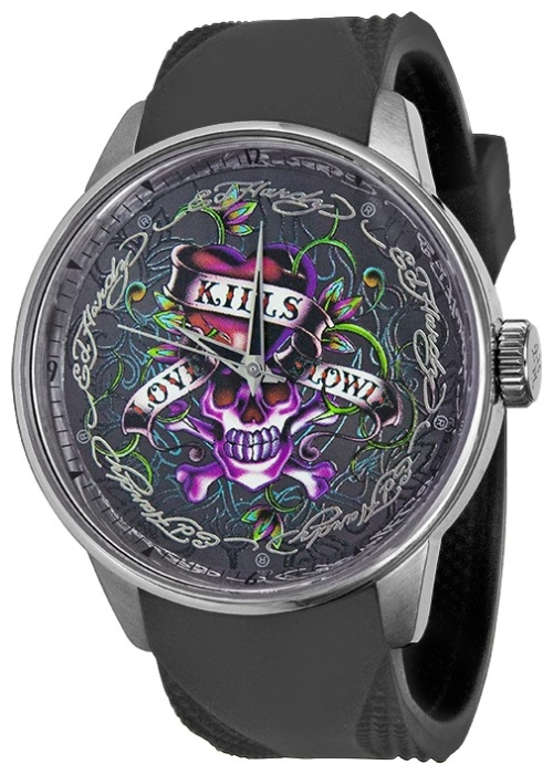 Wrist watch Ed Hardy for unisex - picture, image, photo