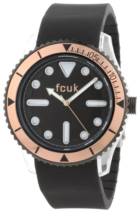 Wrist watch FCUK for unisex - picture, image, photo