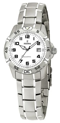 Women's wrist watch Festina F16172/8 - 1 photo, image, picture
